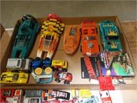 Rambo & Matchbox Toys