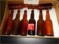 Auburn Beer Bottles