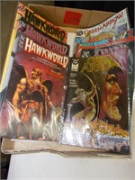 Hawkworld & Green Arrow Comics Sealed