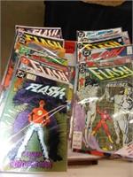 Flash Comics Sealed Investor Grade