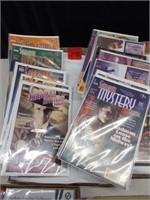 Sandman Mystery Theatedr Magazines