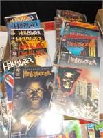 Hell Blazer Magazines