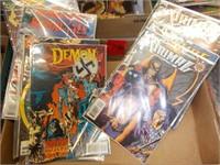 The Demon Comics