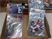 Mister E & Deadman Comics