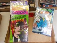 Skreemer & Ambush Bug Comics