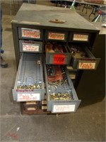 Multi Drawer Tool Cabinet With Old Hardware