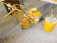 Rebulit Paint Sprayer For Parking Lots