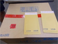 2 Cases of Mailing Envelopes