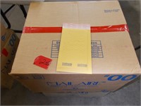 2 Cases of Bubble Mailing Envelopes
