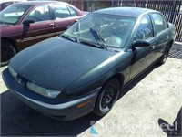 SECOND CHANCE-Abandoned & Confiscated Vehicles, City & Count