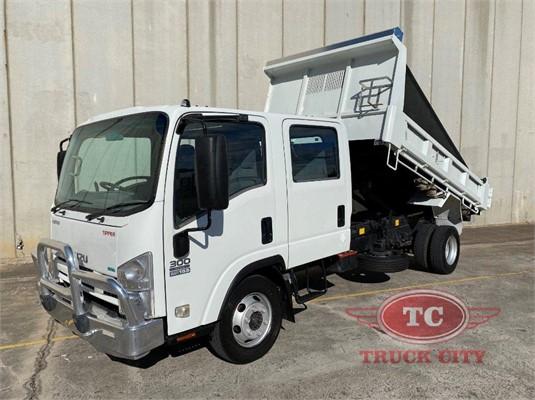 2012 Isuzu NPR 300 Factory Tipper Truck City - Trucks for Sale
