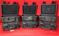 6pc Small Carrying Case