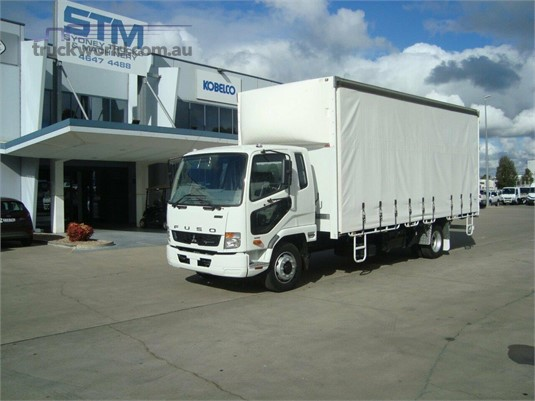 2018 Fuso Fighter 1124 - Trucks for Sale