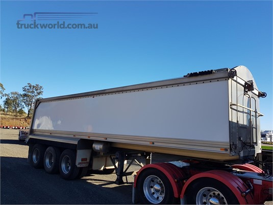 2009 Scomar Tipper Trailer - Trailers for Sale