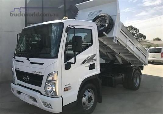 2017 Hyundai EX4 MIGHTY - Trucks for Sale