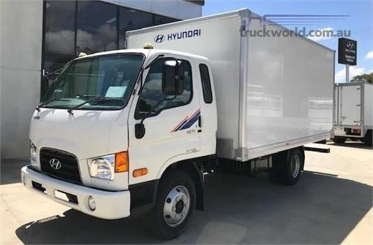 2016 Hyundai HD75 - Trucks for Sale