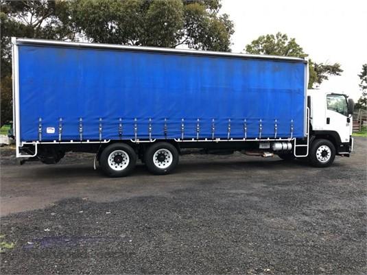 2014 Isuzu FVL - Trucks for Sale