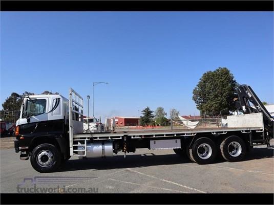 2009 Hino 500 Series 2627 FM - Trucks for Sale