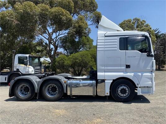 2013 MAN Tga26.480 - Trucks for Sale