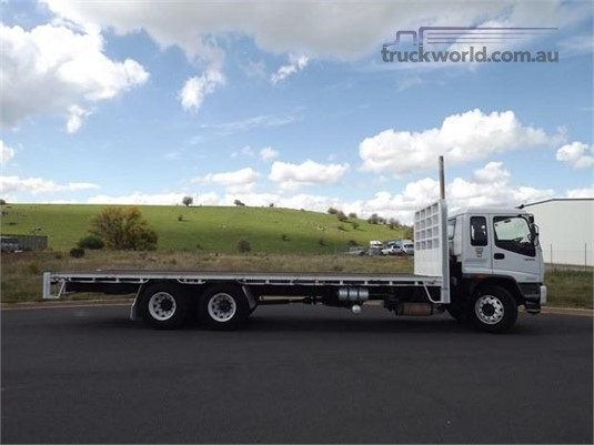 2007 Isuzu FVM - Trucks for Sale
