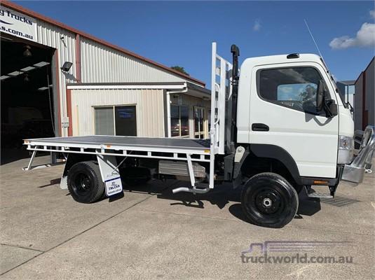 2012 Mitsubishi Fuso CANTER FG - Trucks for Sale