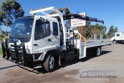 2007 Isuzu FSR - Trucks for Sale