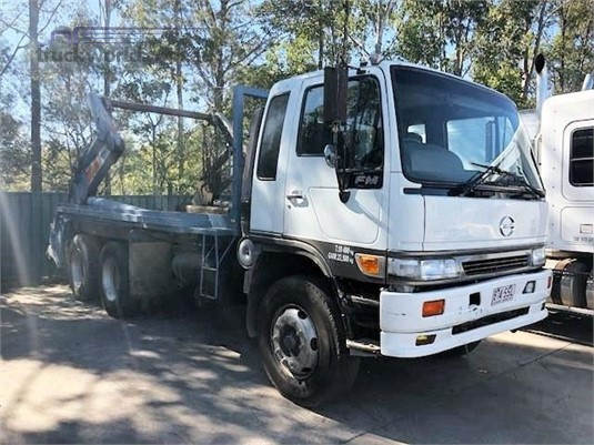 1999 Hino FM1J - Trucks for Sale