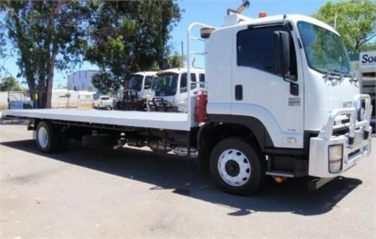 2012 Isuzu FTR - Trucks for Sale