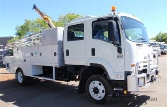 2012 Isuzu FSS - Trucks for Sale