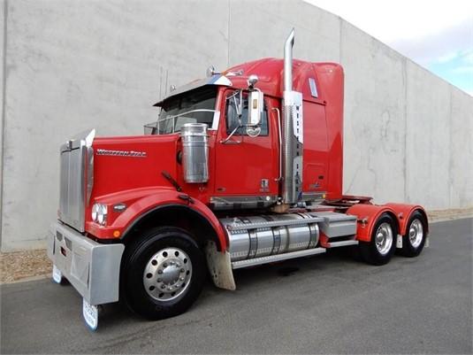 2014 Western Star 4864FXC - Trucks for Sale