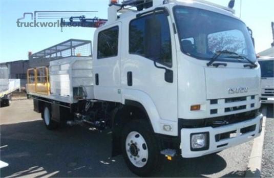 2013 Isuzu FSS - Trucks for Sale