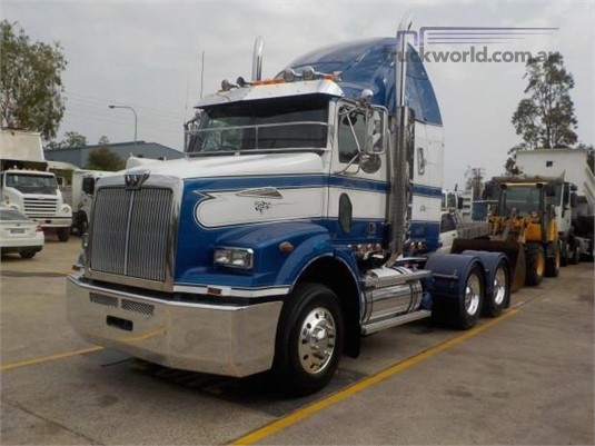 2014 Western Star 5800SS - Trucks for Sale