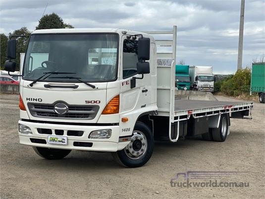2013 Hino FE1426 - Trucks for Sale