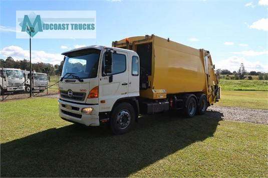 2013 Hino 500 Series 2628 FM Midcoast Trucks - Trucks for Sale