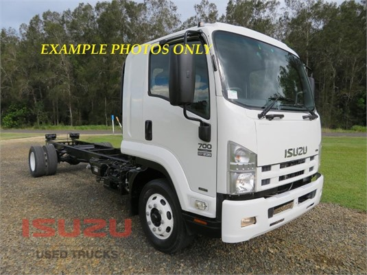 2009 Isuzu FSR 700 Auto Used Isuzu Trucks - Trucks for Sale