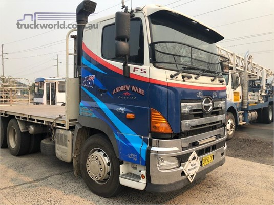 2015 Hino FS - Trucks for Sale