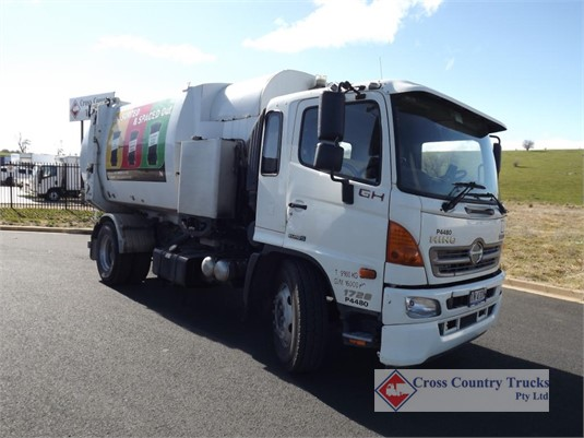2012 Hino GH1728 Cross Country Trucks Pty Ltd - Trucks for Sale
