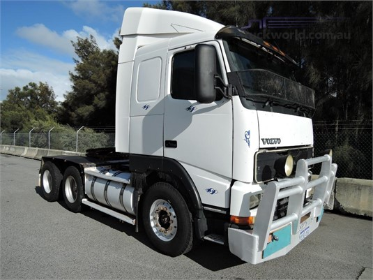 1997 Volvo Fh16.520 - Trucks for Sale