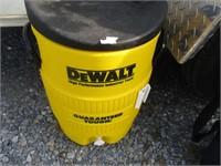 Nice DeWalt Cooler/Dispenser