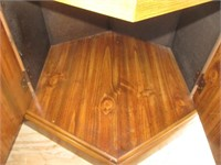 Pair of Octagon Tables