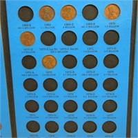 Lincoln Cent Collection