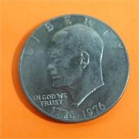 Eisenhower BiCentennial One Dollar