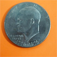 Eisenhower BiCentennial One Dollar