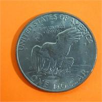 1972 Eisenhower Dollar