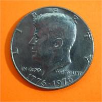 Bicentennial Kennedy Half Dollar