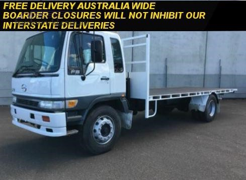2002 Hino FG1J - Trucks for Sale