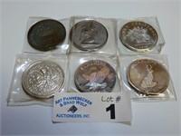 1500+ Ounces Of Silver Coins, Ingots, Morgans & Gold - 7/13