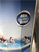 Best way 18ft fast set pool