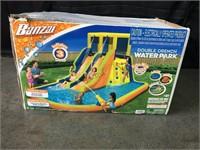 Banzai double drench water park