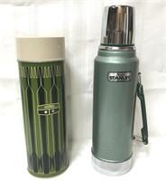 Vintage Thermos & Aladdin beverage holders